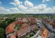 Rhön Bad Neustadt Stadtpfarrkirche Maria Himmelfahrt Aussicht