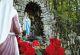 Lourdesgrotte bei Unterweissenbrunn