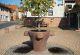 Hübscher Brunnen in der Ortsmitte
