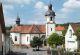 Rhön-Rundweg 7 Burkardroth Kirche Stangenroth
