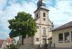 Rhön-Rundweg 13 Burkardroth Kirche Waldfenster