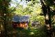 Rhön-Rundweg 1 Märzgrund Schwedenhütte im Wald