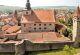 Extratour Ostheimer Kirchenburg von oben