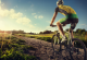 Rosatal Radweg Radfahrer