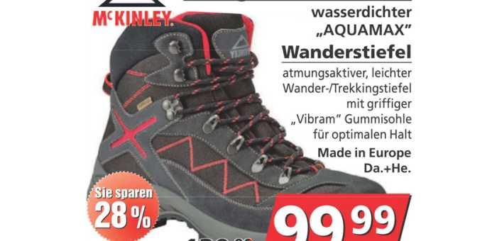 Wanderschuh