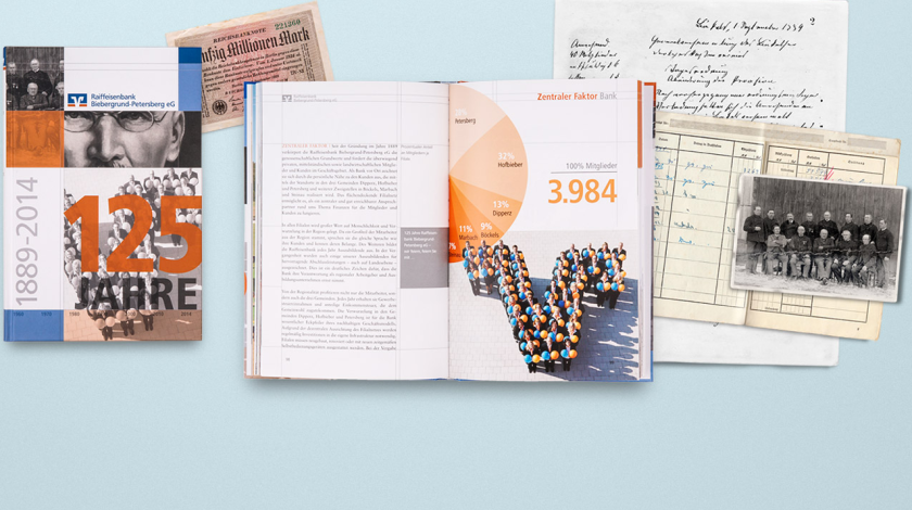 Dehler Design bringt Ihre Daten auf den Punkt