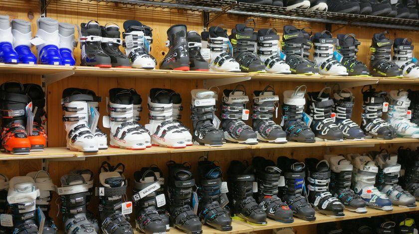 Mack Mountain Sport - Skischuhe werden individuell angepasst