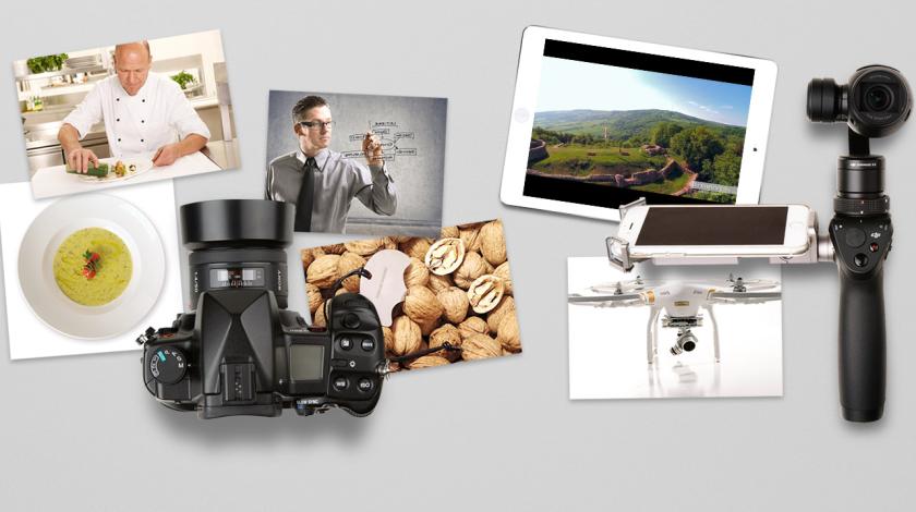 Dehler Design schießt Ihren Kunden Bilder in die Köpfe