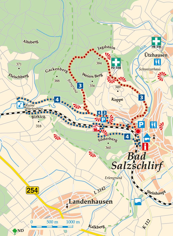 nordic-walking-4-badsalzschlirf-angersbach-karte