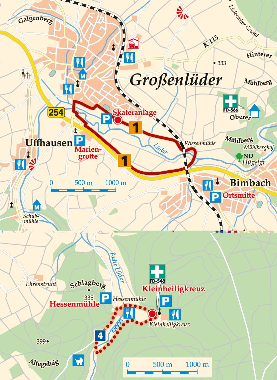 nordic-walking-4-grossenlueder-kleinheiligkreuz-karte
