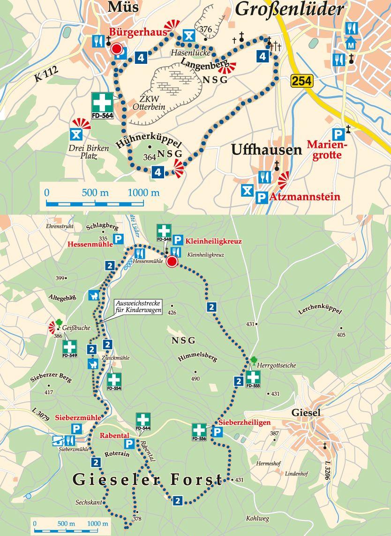 nordic-walking-2-grossenlueder-kleinheiligkreuz-karte