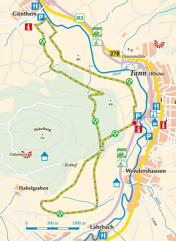 nordic-walking-3-tann-ulstertalradweg-karte