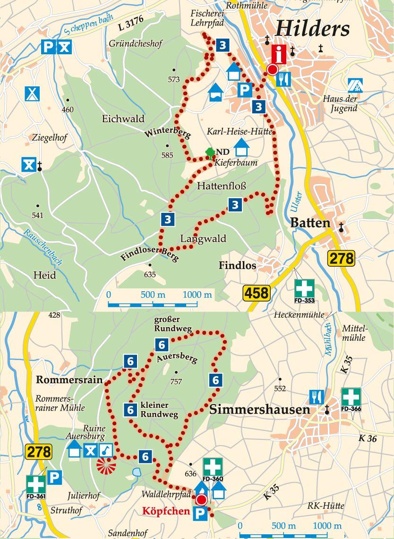 nordic-walking-6-hilders-parkplatz-koepfchen-karte