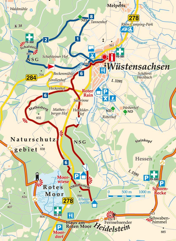 nordic-walking-1-ehrenberg-wuestensachsen-karte
