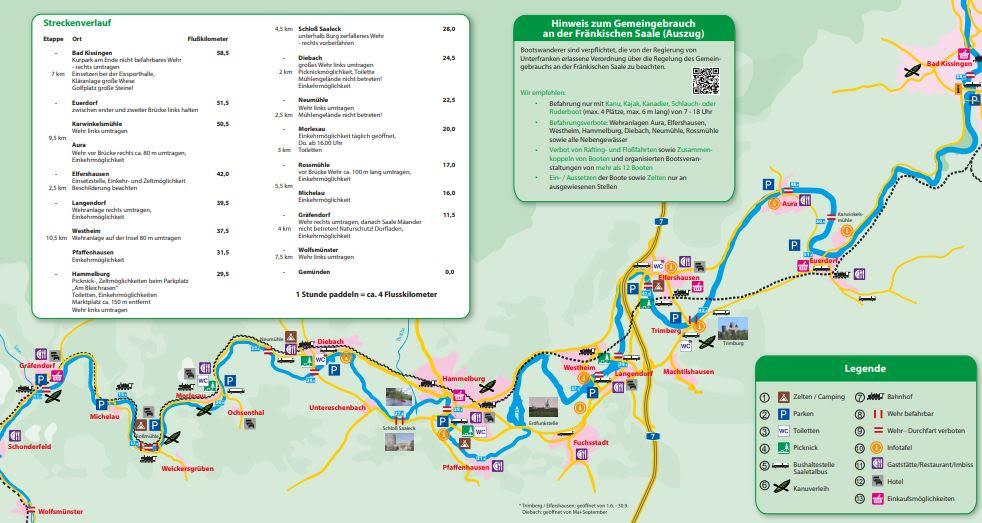 rhoen-bootswandern-hammelburg-karte
