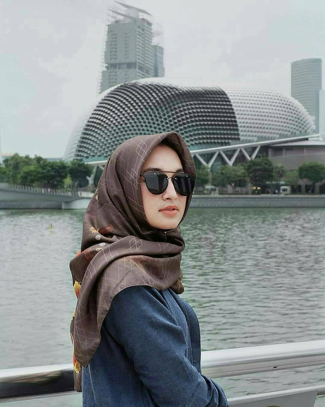 15+ Top 2018 Photos of The Top Hijab Models that are Trending