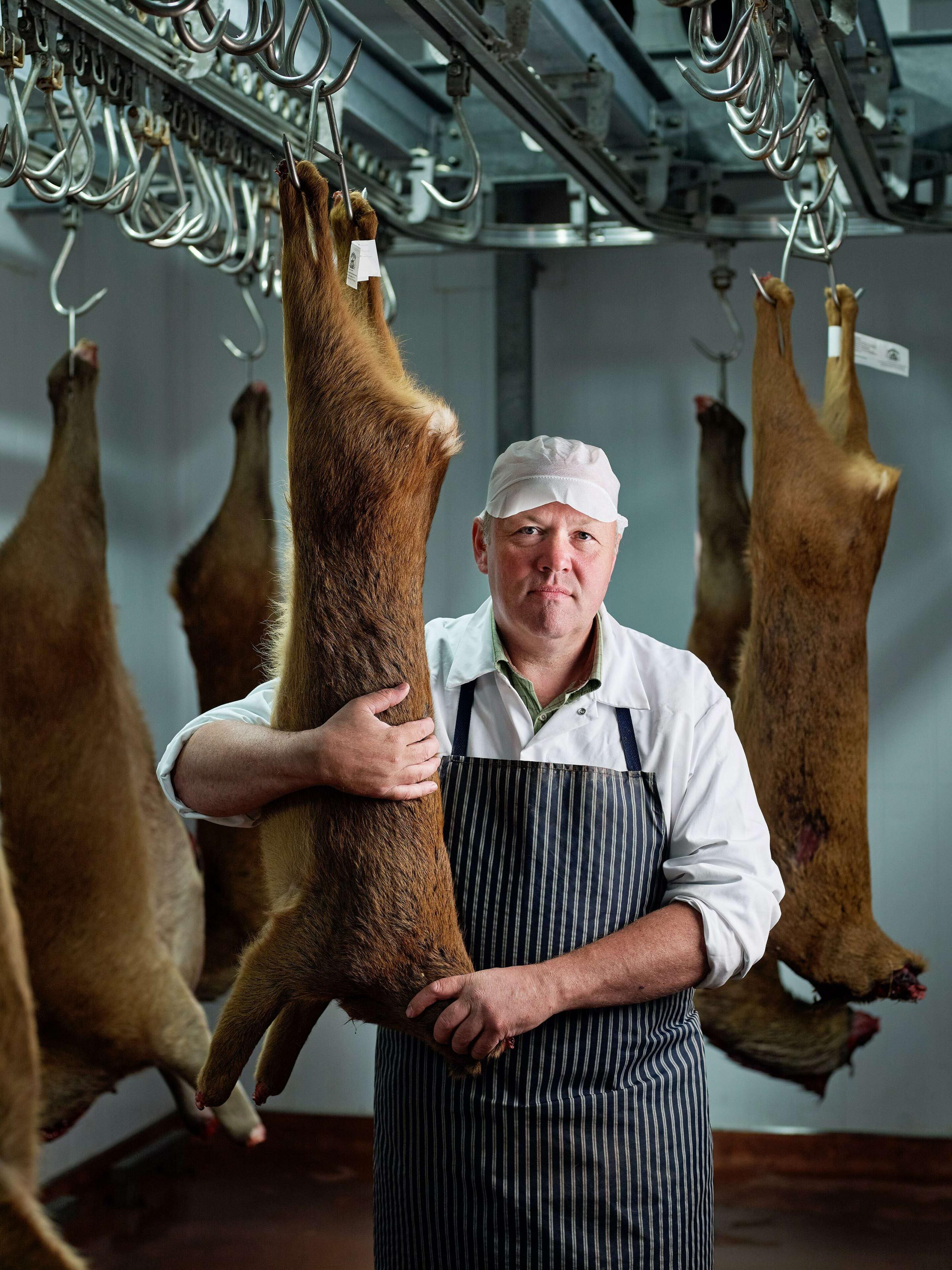 Richard Moran Food Producers portraits lifestyle 001