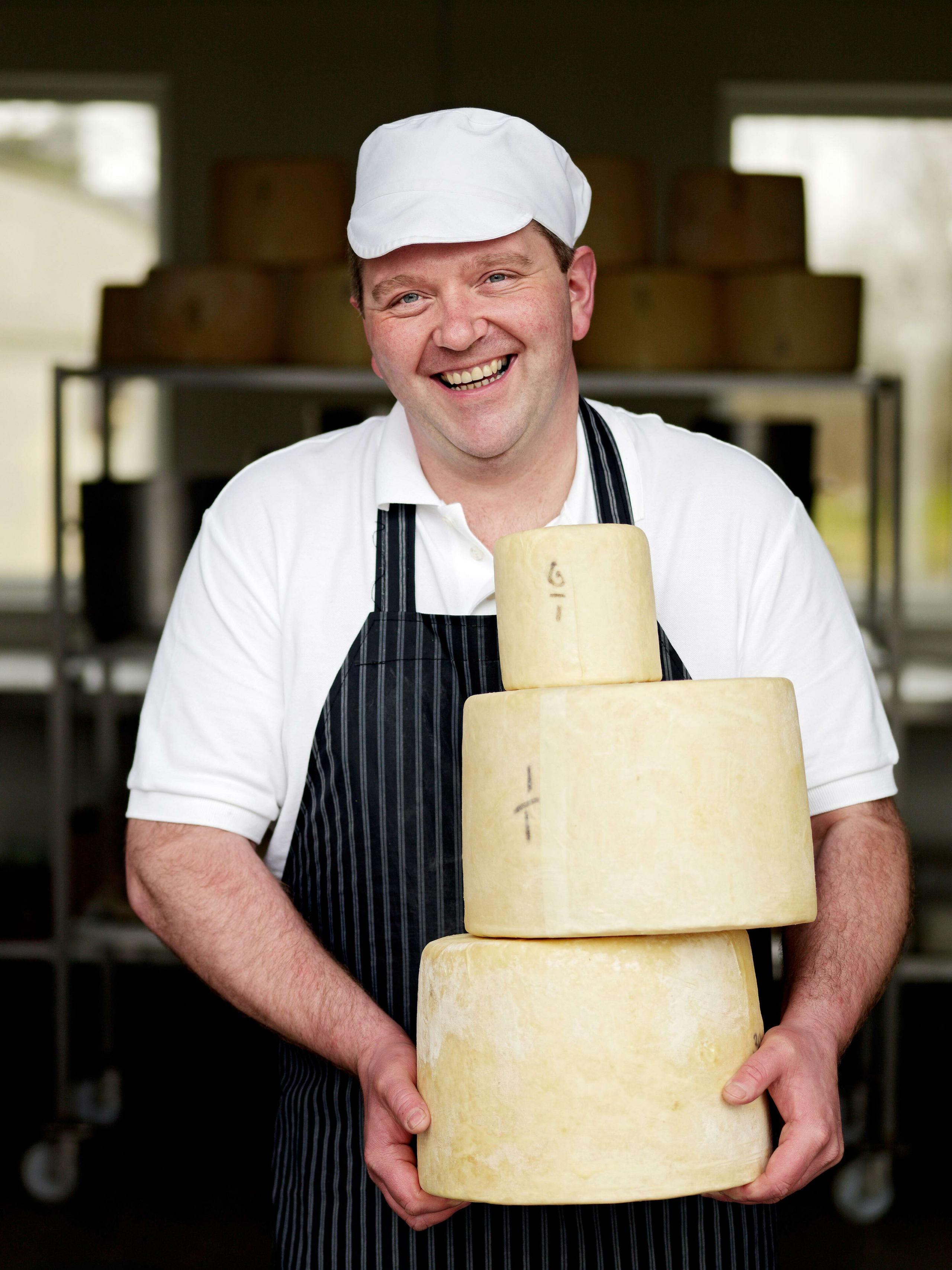 Richard Moran Food Producers portraits lifestyle 013