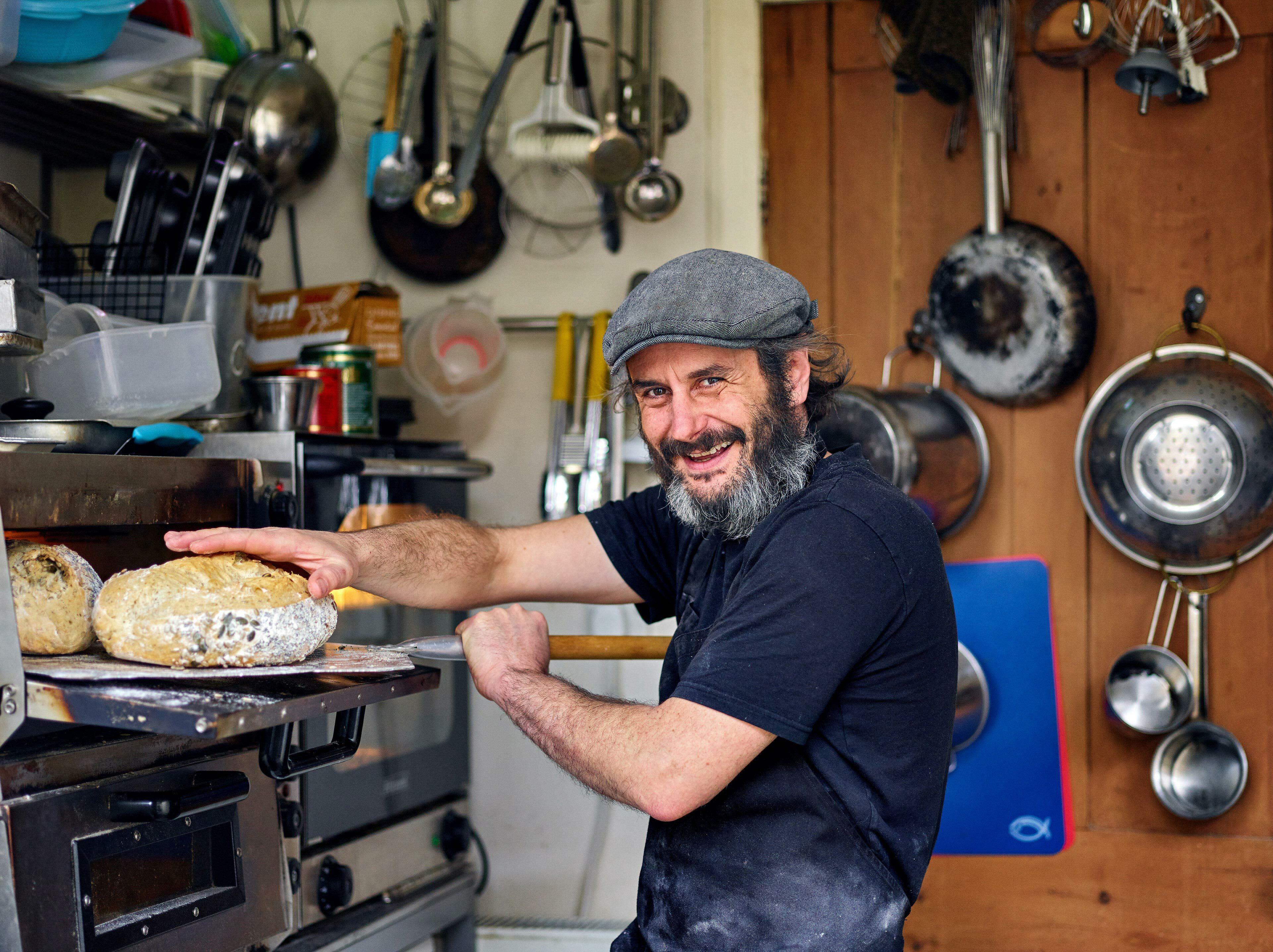 Richard Moran Bakery Artisan Food Producer 019