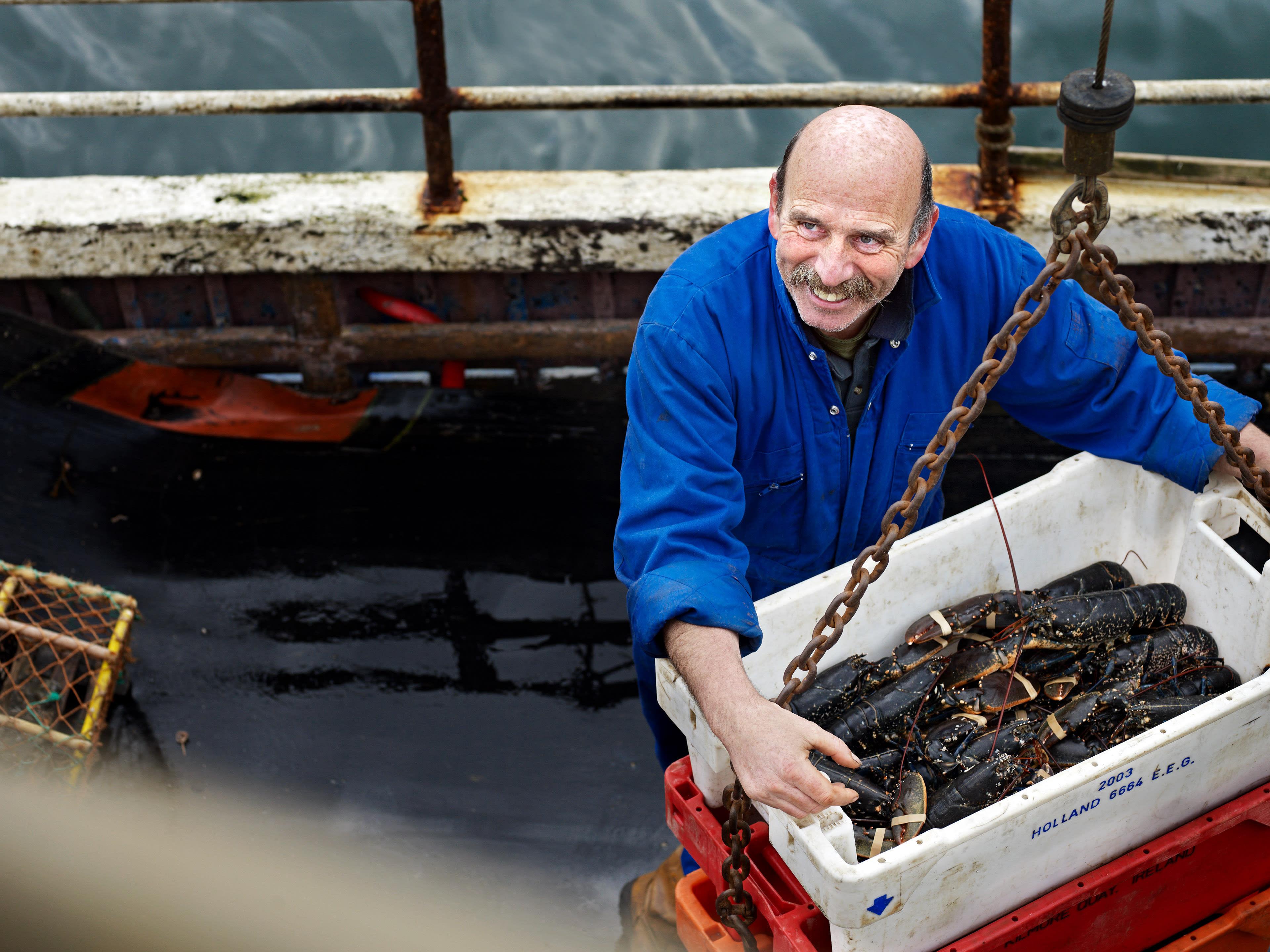 Richard Moran Food Producers portraits lifestyle 008