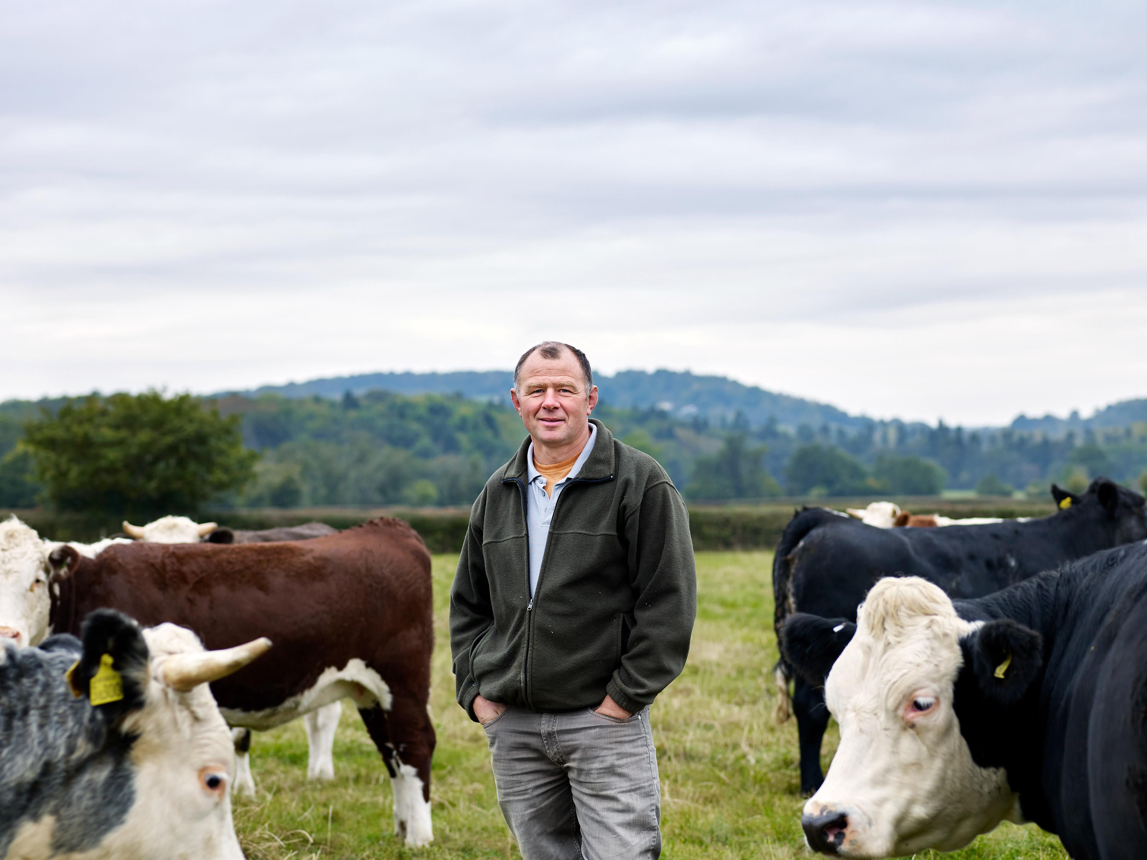 Richard Moran Food Producers portraits lifestyle 009