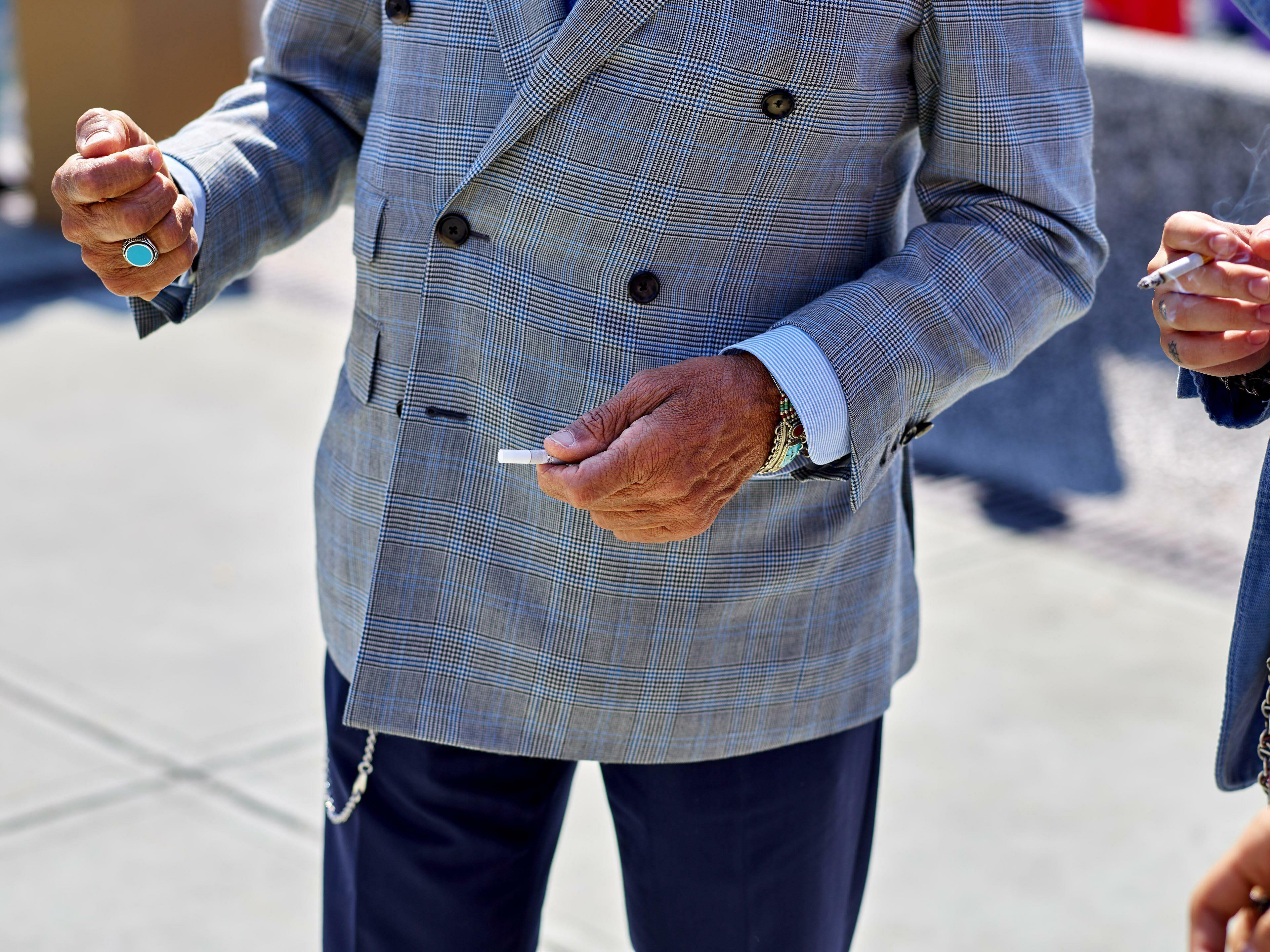 Richard Moran Pitti Fashion Italy Lifestyle 020