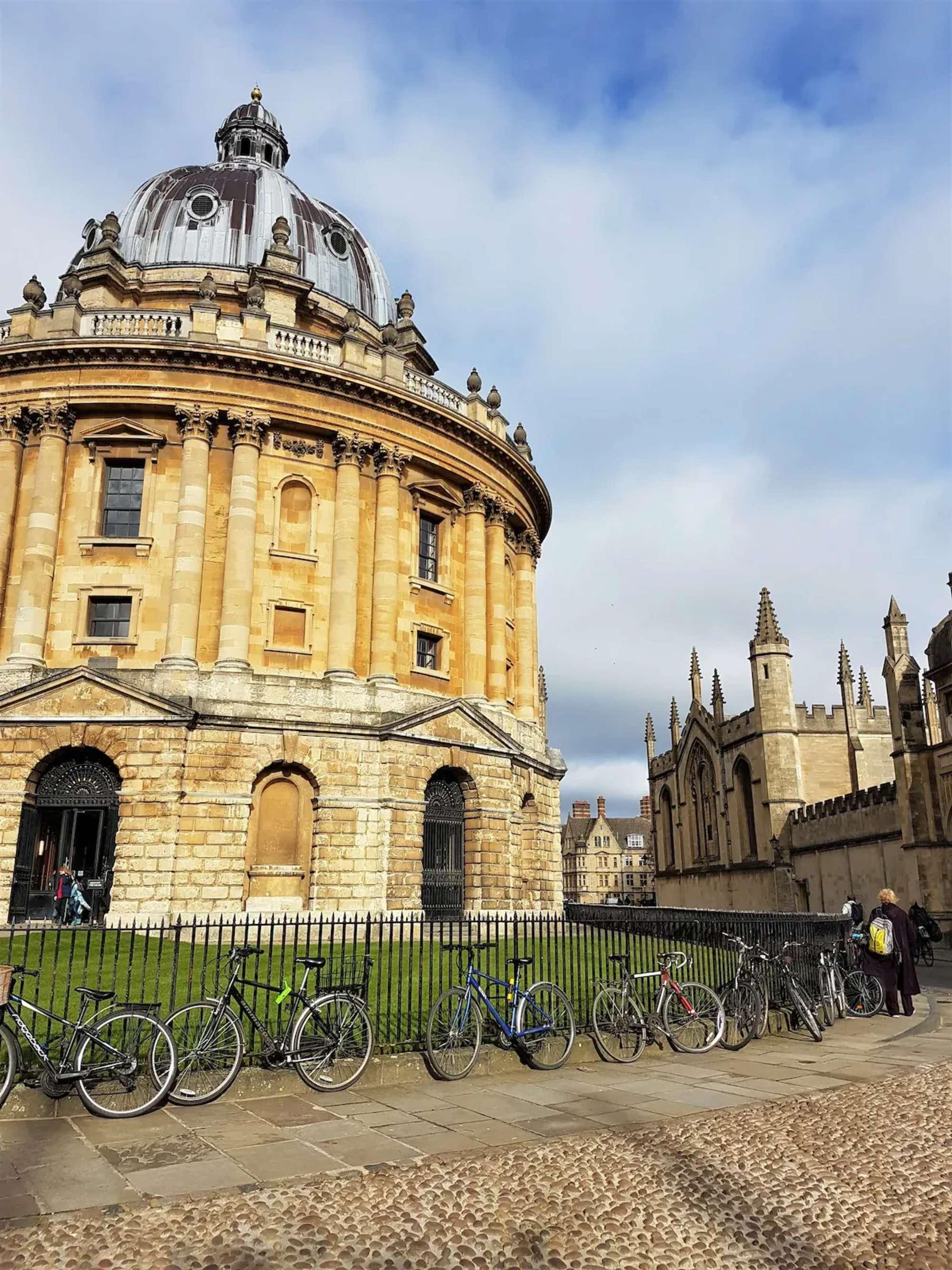Dad's Oxford Walking Tours