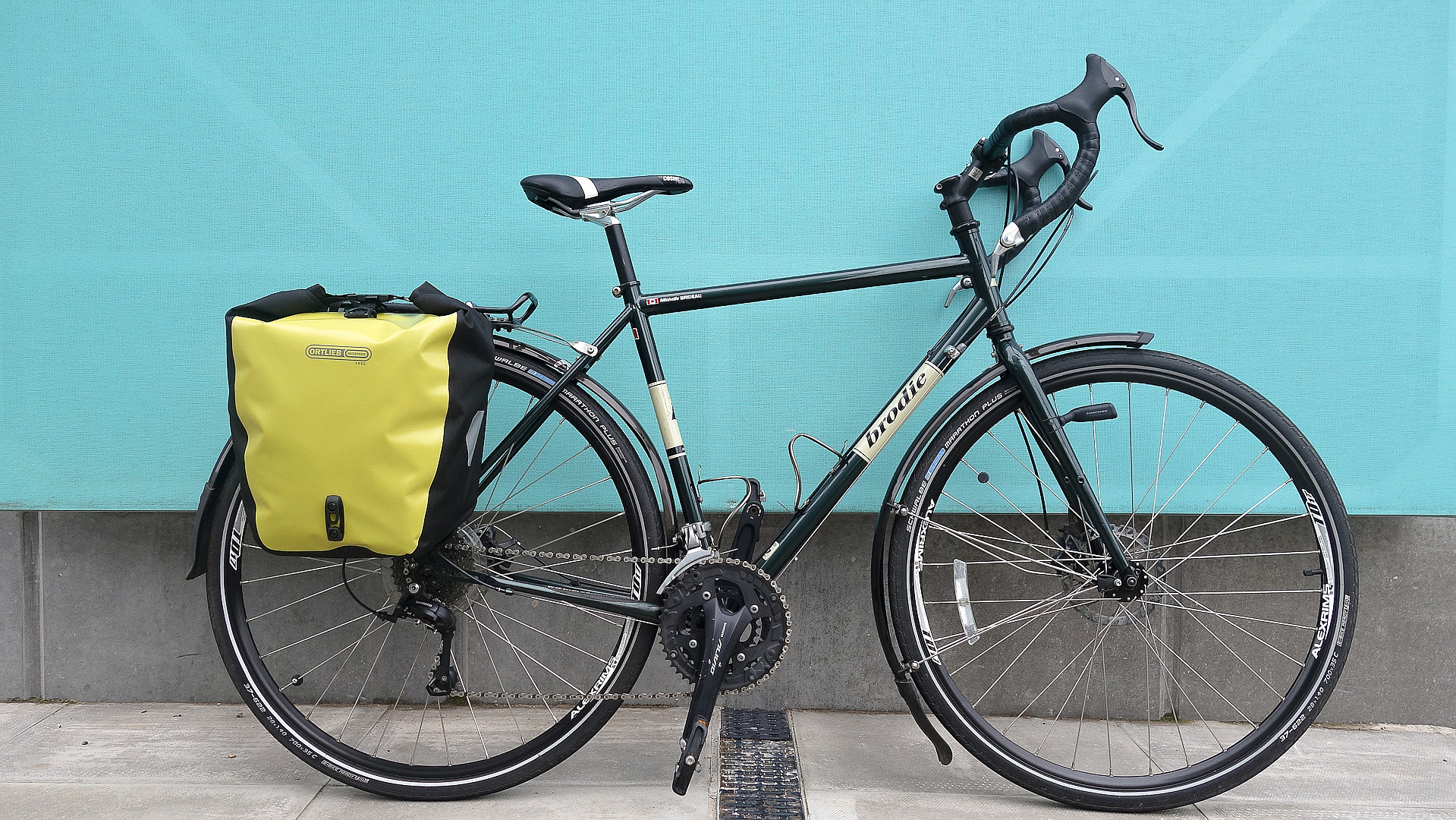 Ortlieb back-roller free pannier