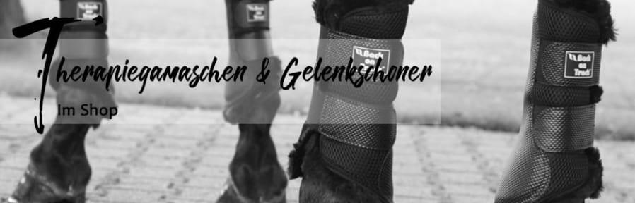 Shop: Therapiegamaschen & Gelenkschoner