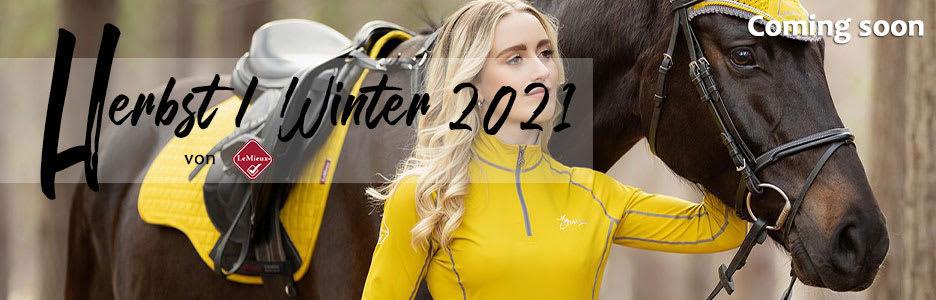 Herbst / Winter 2021 LeMieux
