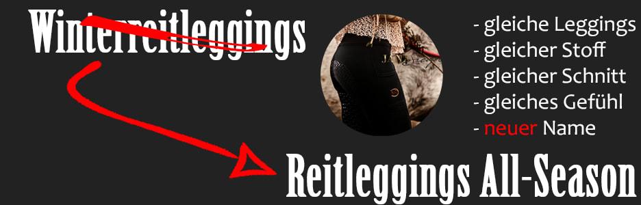 Reitleggings All Season