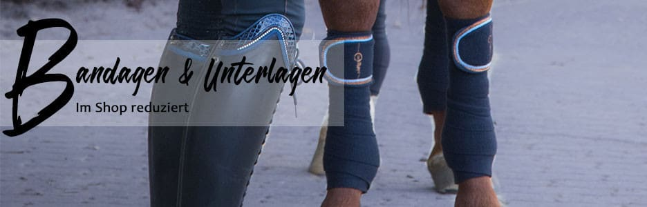 Shop: Bandagen und Bandagierunterlagen
