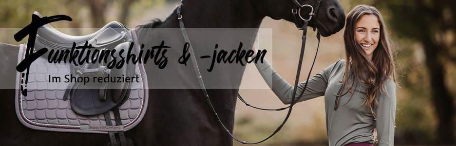 Shop: Funktionsshirts & -jacken