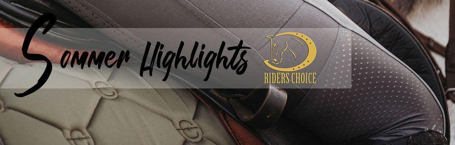 Sommer Highlights von RidersChoice