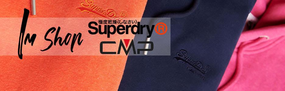 Superdry & CMP