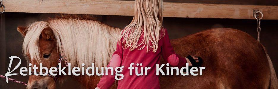 Reitbekleidung für Kinder