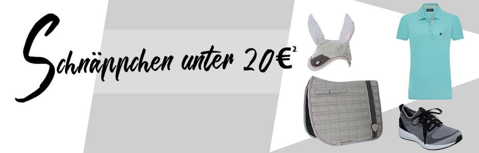 Outlet Schnäppchen unter 20€
