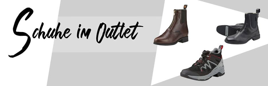 Schuhe & Stiefeletten im Outlet