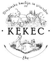 Logotip proizvajalca Eko kmetija in sirarstvo Kekec