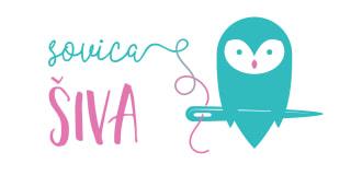 Logotip proizvajalca Sovica šiva