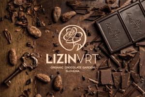 Logotip proizvajalca Lizin vrt