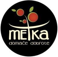 Logotip proizvajalca Domače dobrote Metka