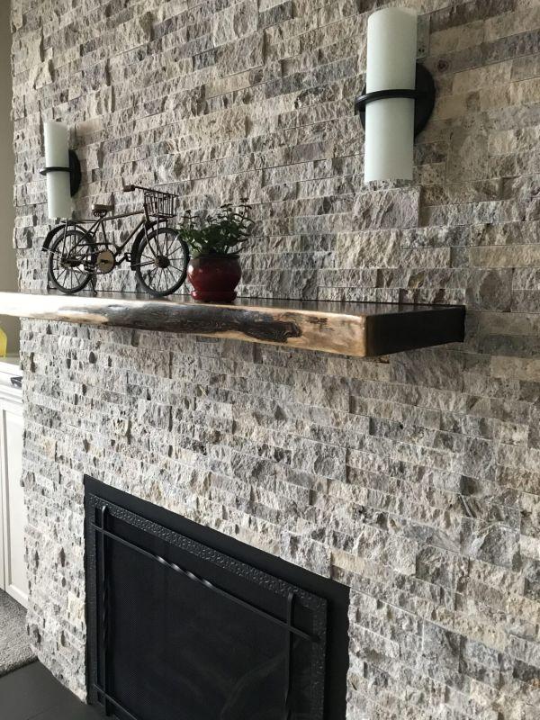 Fireplace Mantel Bracket