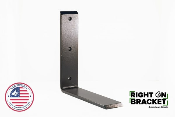 Right Angle Granite Bracket