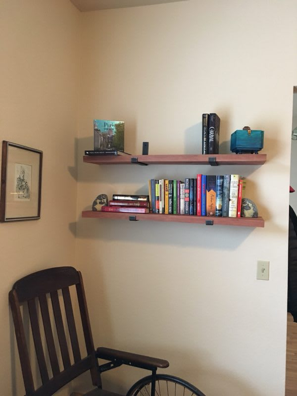 Hook Shelf Bracket