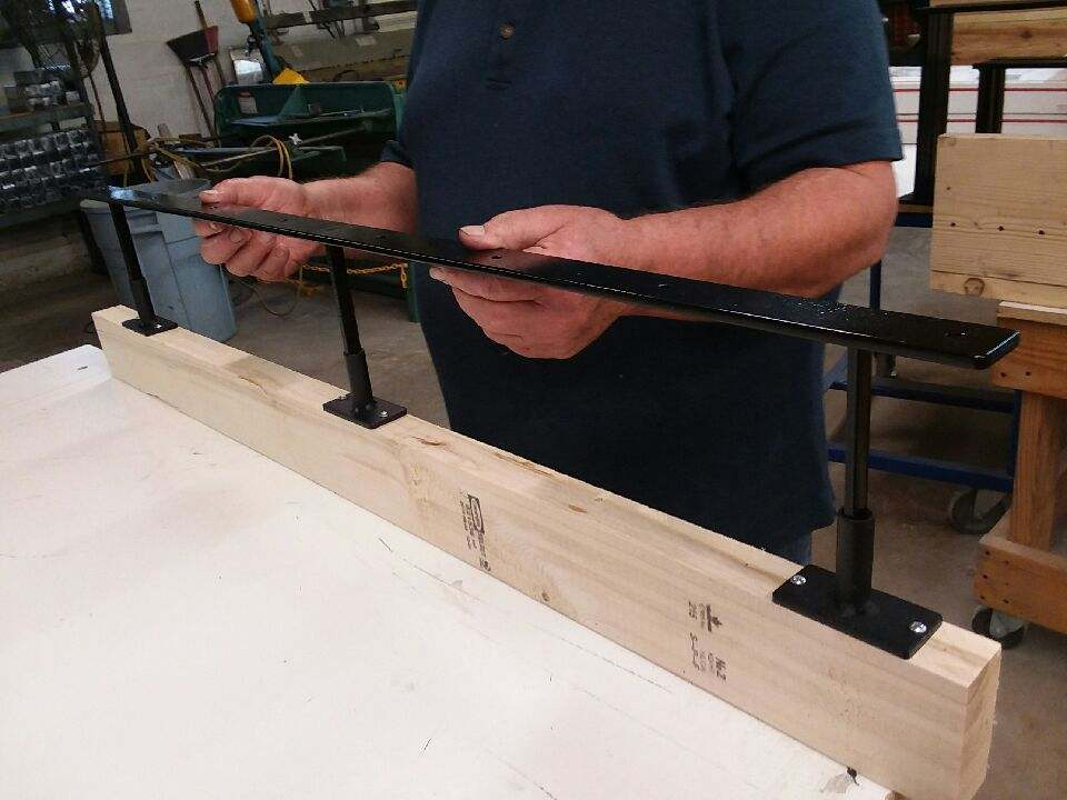 Drill Guides For Floating Shelf Brackets