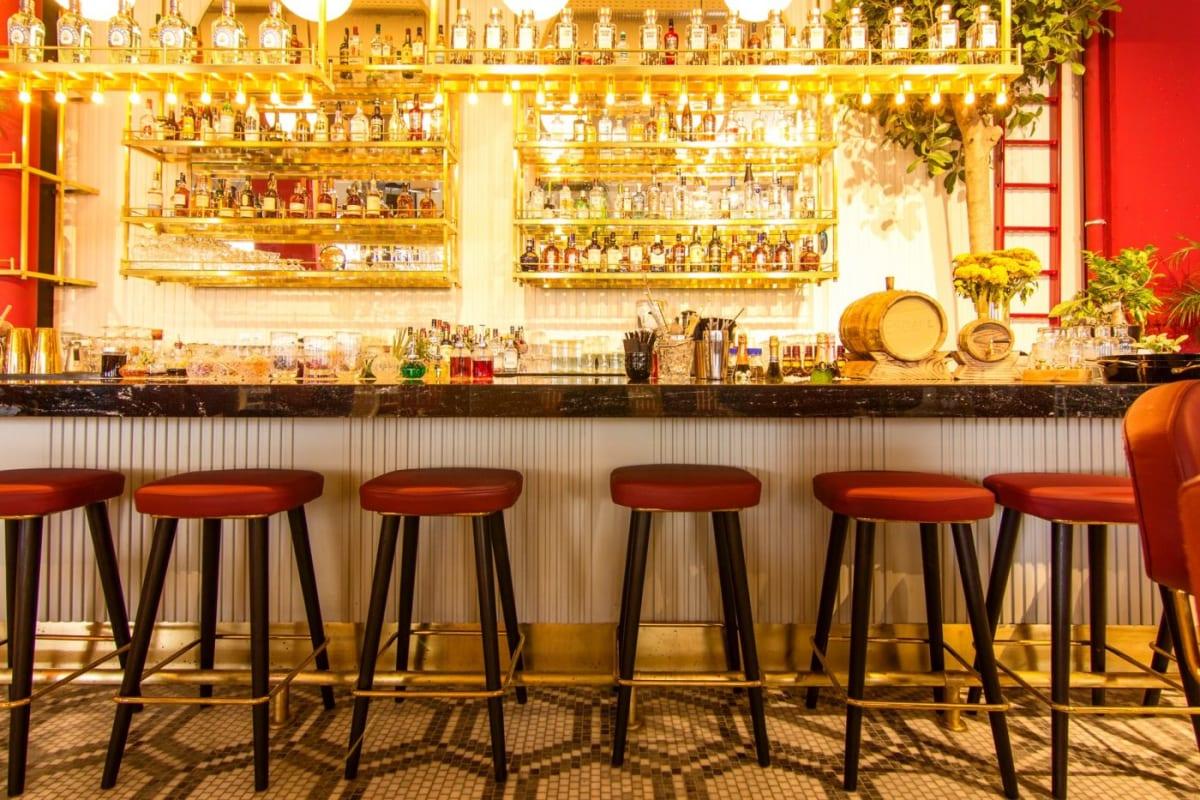 Restaurant Bar Support Bracketse