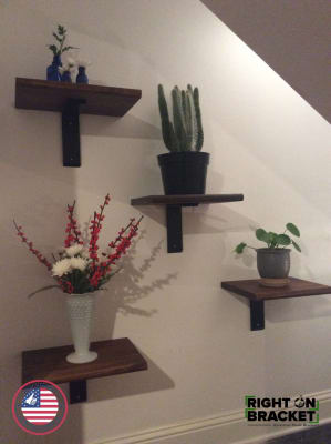 Creative Steel Shelf Bracket