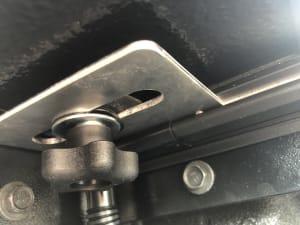 RAM Truck Bracket Installation
