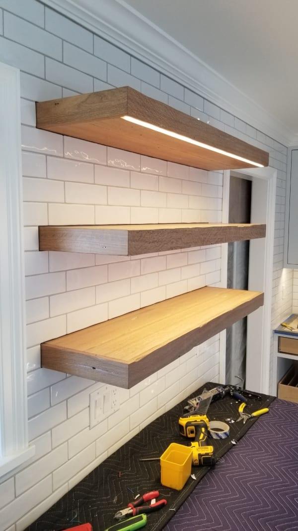 Heavy Duty Floating Shelves